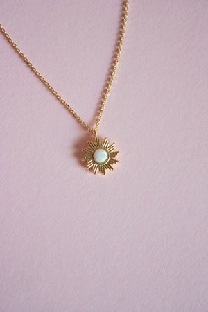 Amanda Opal Necklace
