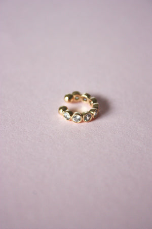 Load image into Gallery viewer, Carrie Ear Cuff