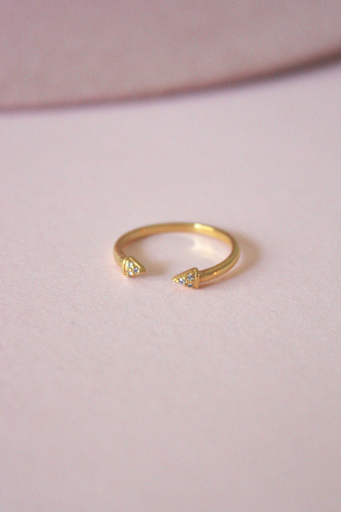 Load image into Gallery viewer, Dainty Stud Ring