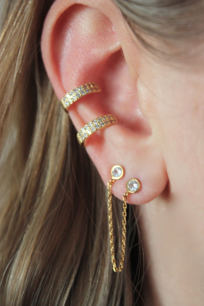 Load image into Gallery viewer, Shani Ear Cuff