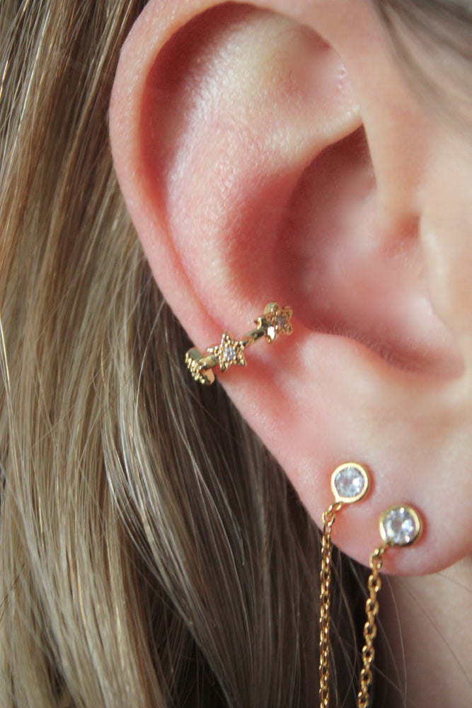 Load image into Gallery viewer, Emmalie Ear Cuff