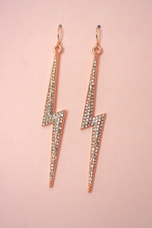 Glam Bolt Earring