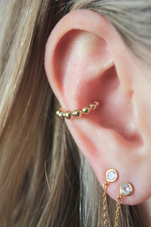 Load image into Gallery viewer, Sarah Ear Cuff
