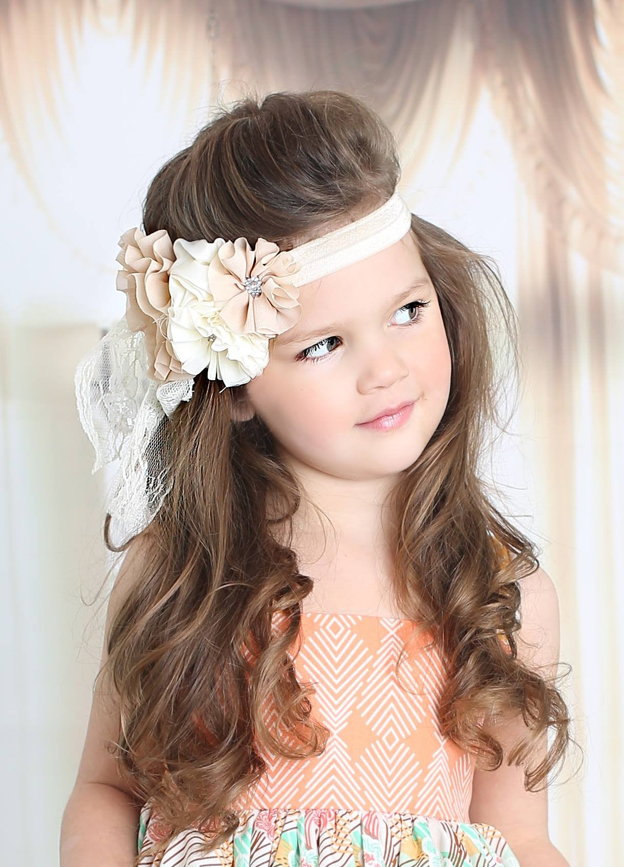 vintage inspired headbands