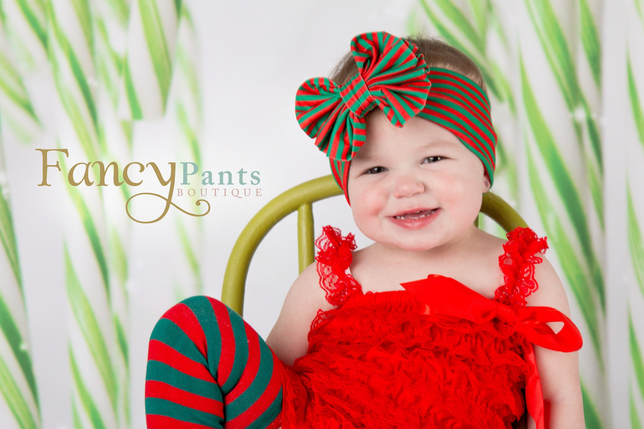 Holiday Headbands - Christmas - Fancy Pants 9d5013c6e1e