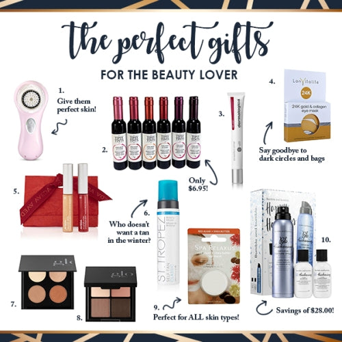 The Perfect Gifts for the Beauty Lover