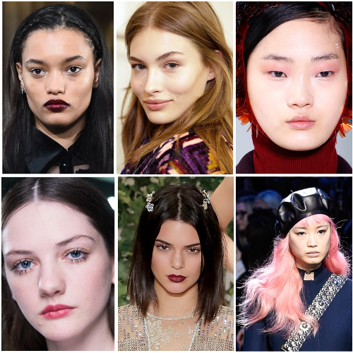 2017 Fall Beauty Trends