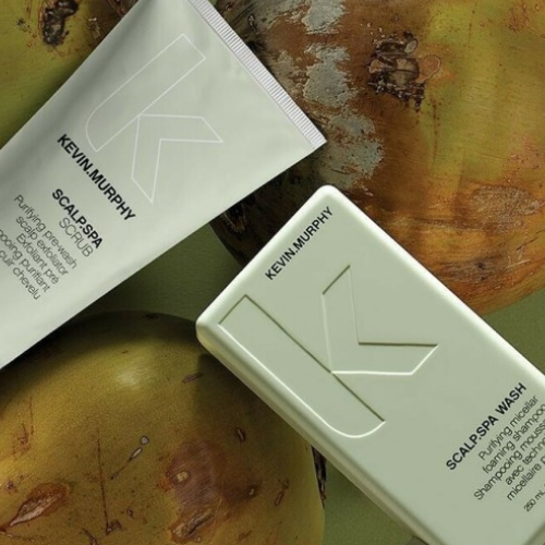 <center>NEW! Kevin Murphy Scalp.Spa