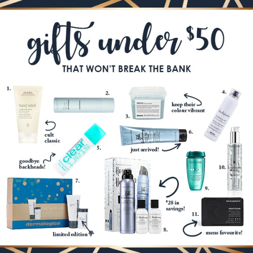 Gifts Under $50 That Won't Break The Bank