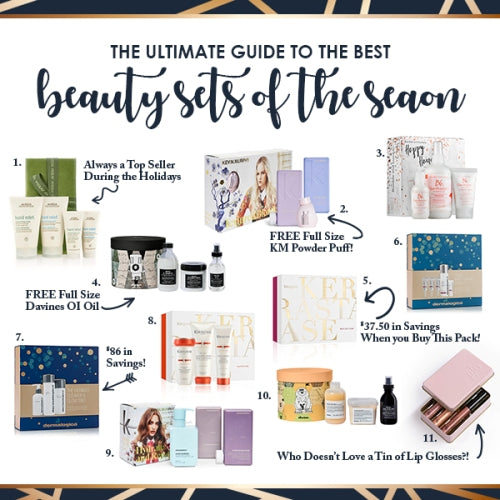 The Ultimate Guide To The Best Beauty Sets