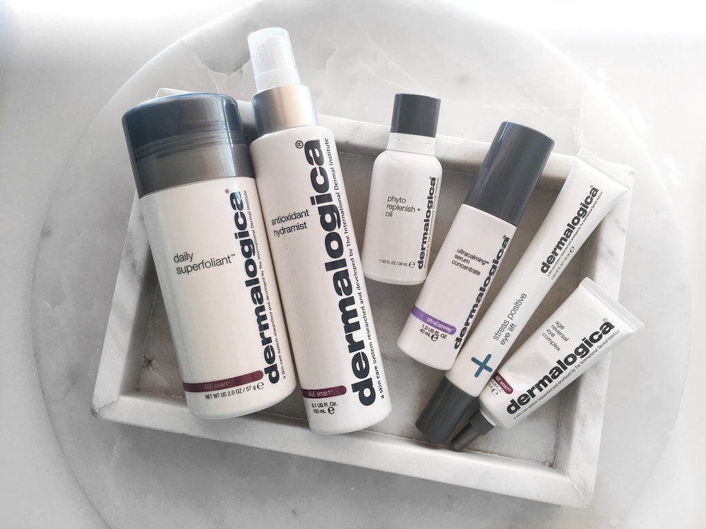 Build Your Skincare Routine with Dermalogica!
