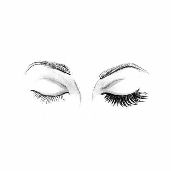 Lashes speak louder than words