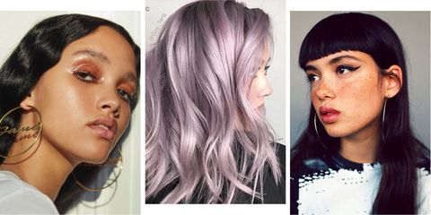 <center>Hair Colour Ideas To Transition From Summer To Fall!