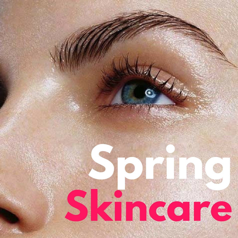 Prepare for Spring with these 5 Changes to Your Skincare Routine