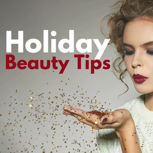 Holiday Beauty Tips: When Red and Green Aren't Your Colours