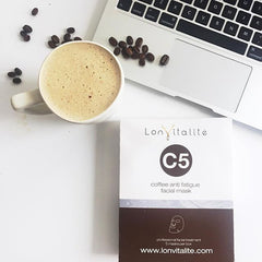 Lonvitalite Coffee Mask