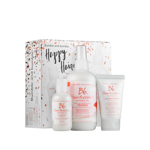 Bumble Silken + Smooth Holiday Pack