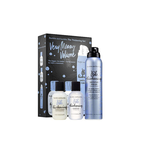 Bumble Very Merry Volume Holiday Pack