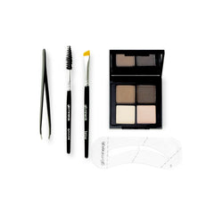 Glo Brow Collection in Brown