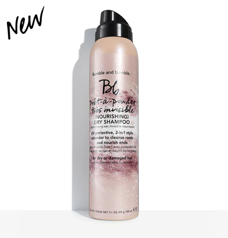 Bumble Tres Invisible Nourishing Dry shampoo