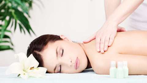 relaxation massage beauty service gift for holidays