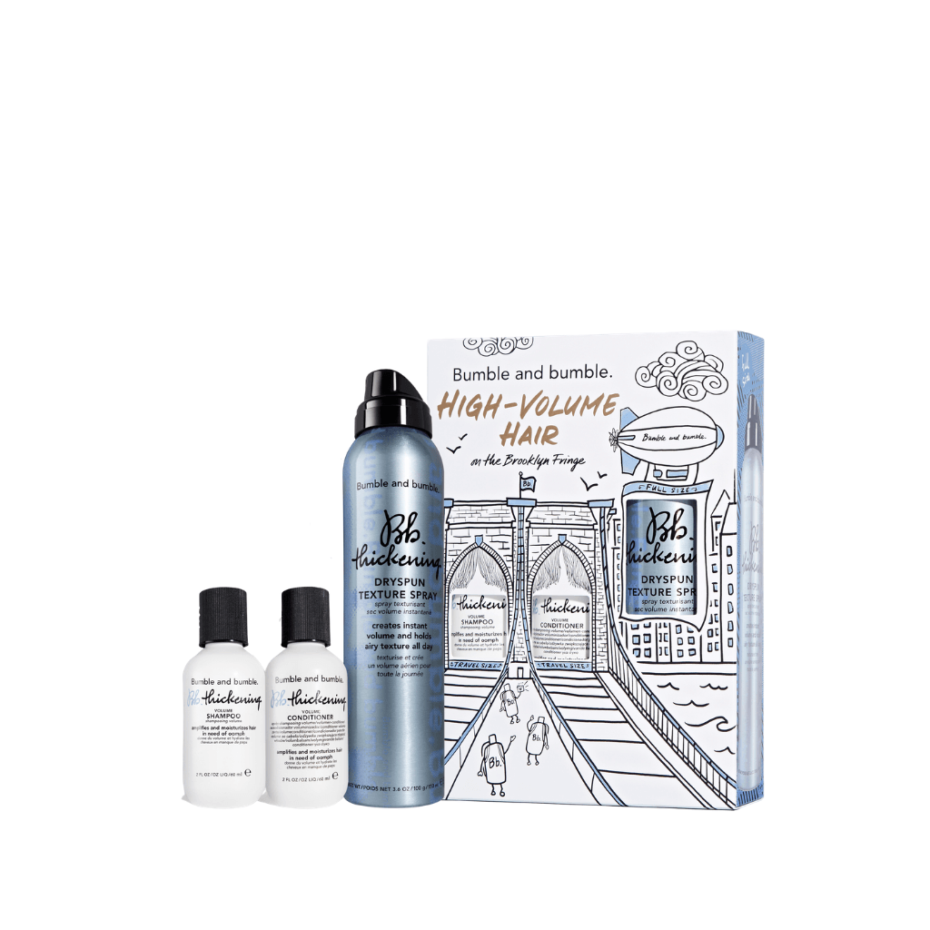 Bumble and bumble. Thickening High-Volume Hair Holiday Pack