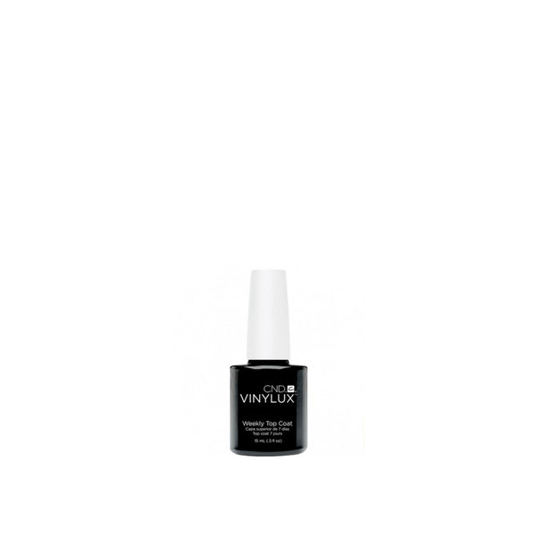 CND Vinylux Weekly Top Coat 15ml - Eccotique