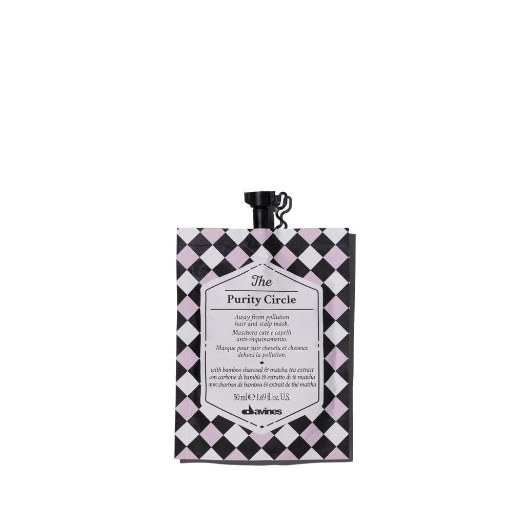 Davines Circle Chronicles The Purity Circle Mask 50ml