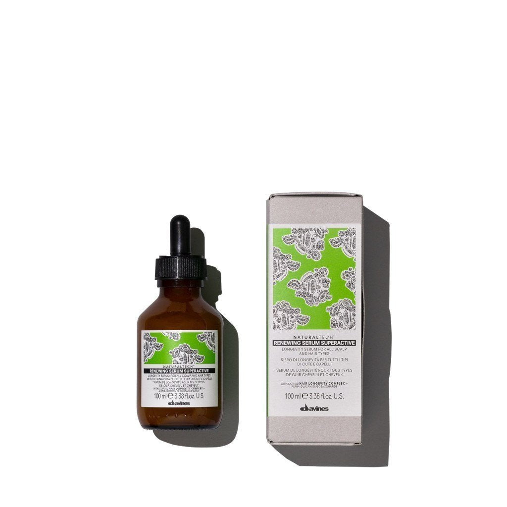 Davines Natural Tech Renewing Serum Superactive 100ml