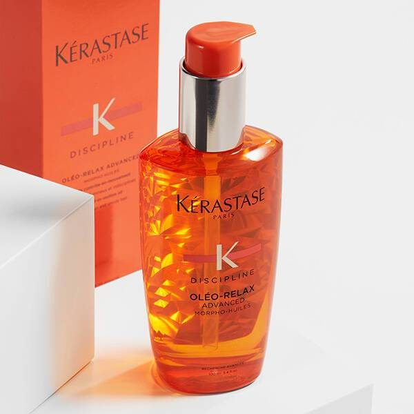 Kerastase Discipline Oleo-Relax Advanced Control-in-Motion Oil 100ml