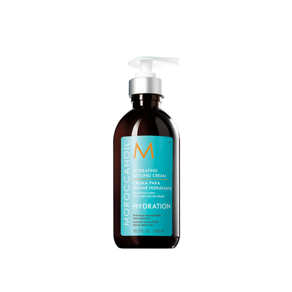 MoroccanOil Hydrating Style Cream 300ml - Eccotique