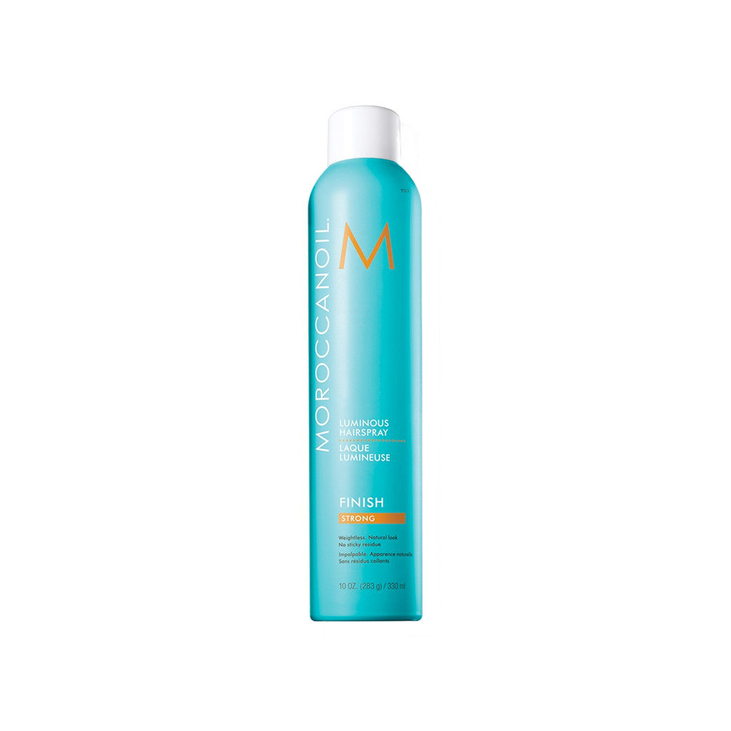 MoroccanOil Luminous Strong Hairspray 330ml