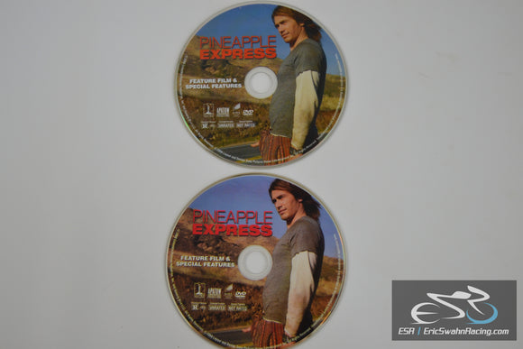 Pineapple Express Movie Feature Film & Special Features DVD