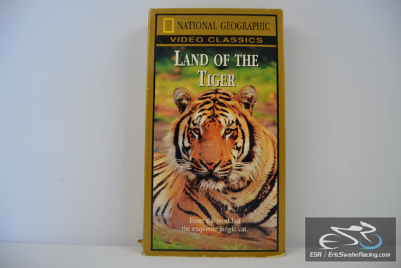 National Geographic: Land Of The Tiger [VHS]