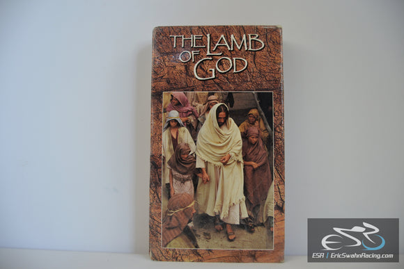 The Lamb of God VHS Video Tape Movie 1992