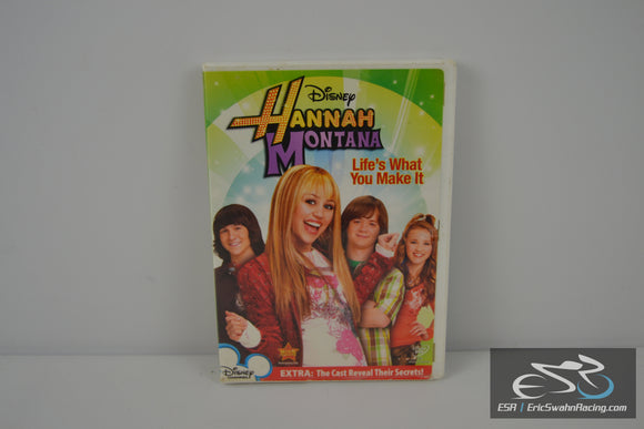 Hannah Montana – Life's What You Make It [DVD] 2009