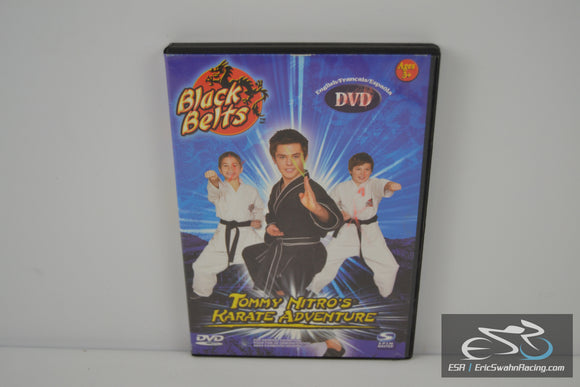 Tommy Nitro's Karate Adventure [DVD] 2005