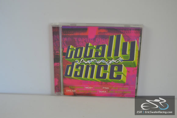 Totally Dance - Moby, Dido, P!nk, Trick Daddy, Dream, Eden's Crush, Tamia, And Much More CD 2009