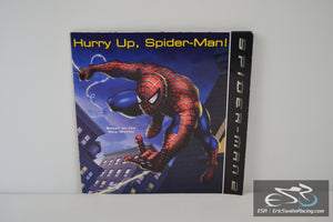 Spider-Man 2: Hurry Up, Spider-Man! Paperback Book – May, 2004