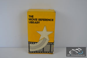 The Movie Reference Library: The Movie Award Winners, Blockbusters, and Superstars