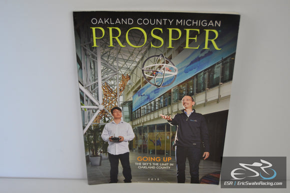Oakland County Michigan Prosper - Magazine 2015