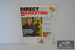 Direct Marketing News Magazine 2012