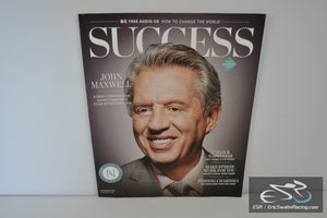 Success Magazine: What Achievers Read John Maxwell December 2015