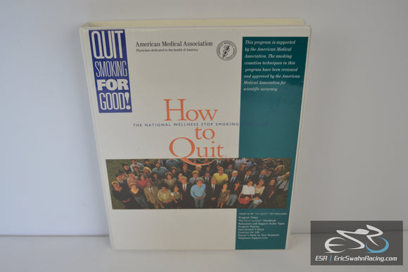 How to Quit Kit: The National Wellness Stop Smoking Campaign 1994