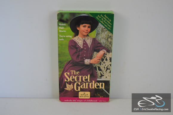 The Secret Garden (Hallmark Hall of Fame) VHS Video Tape Movie 1993 James, Oliver, Grint / Republic