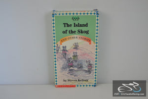 The island of the Skog and Other Stories VHS Video Tape Movie 2000 Weston Woods Studios