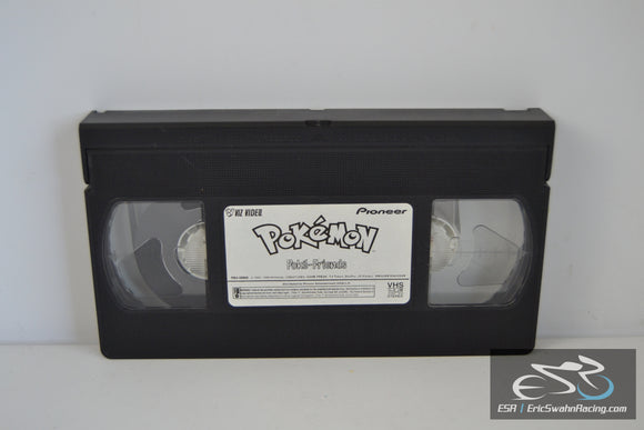 Pokemon - Poke-friends (Vol. 4) VHS Video Tape Movie 1999 Millennium Media
