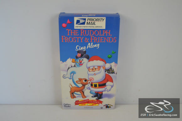 The Rudolph, Frosty, & Friends Sing Along: Christmas Classics Series [VHS] 1996