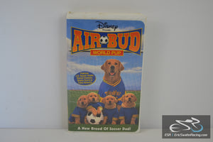Air Bud - World Pup [VHS] 2000