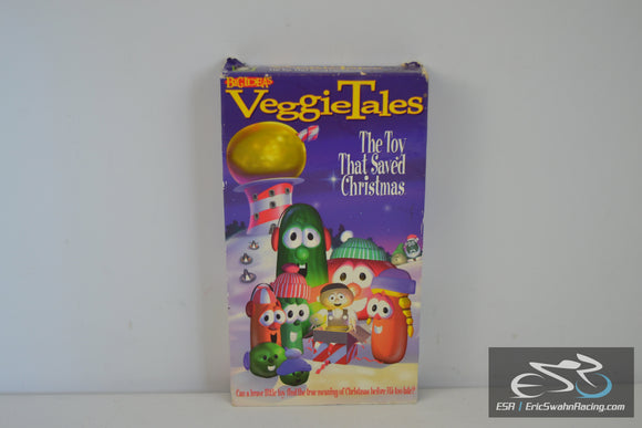 VeggieTales: The Toy That Saved Christmas [VHS]